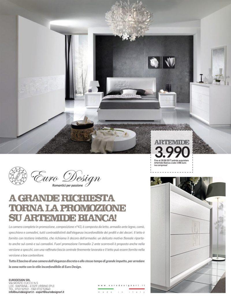 Advertising communication euro design for Casa maggio