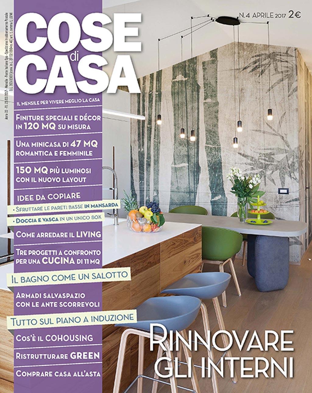 COSE DI CASA - APRILE 2017