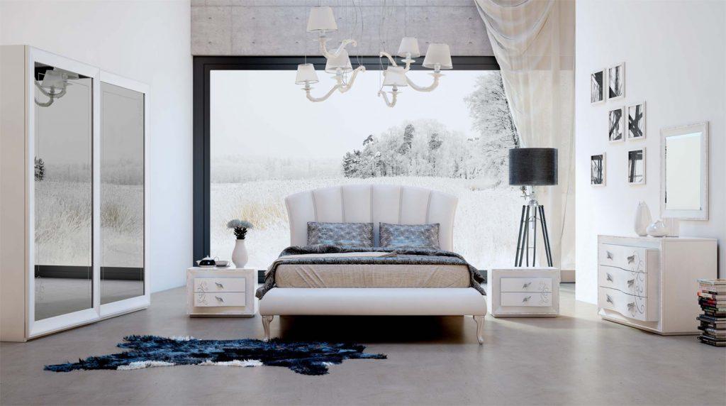 Composizione 16 chanel camera da letto contemporanea for Camera dei deputati composizione