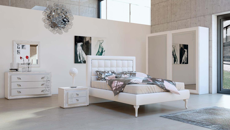 Composizione 17 chanel camere da letto contemporanee - Armadi per camere da letto ...
