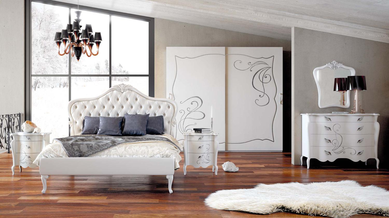 Composizione 23 Nuovelle Vie - Camera letto elegante moderna