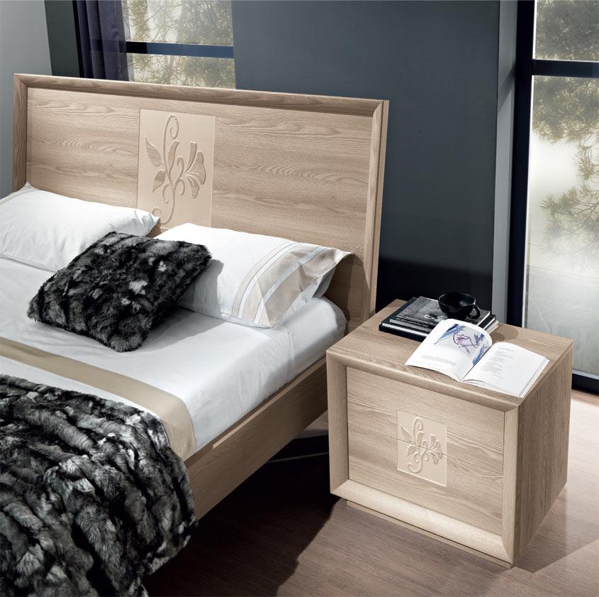 Composizione 69 artemide camera da letto contemporanea - Composizione camera da letto ...