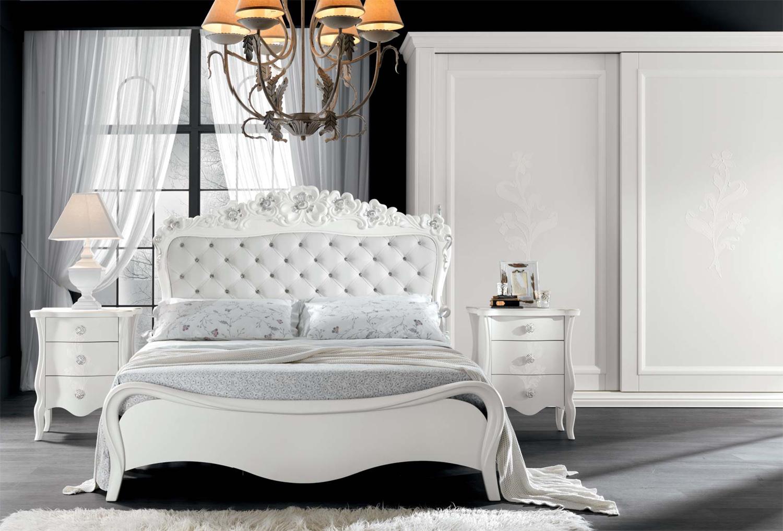 Camera Da Letto Colore Argento : Camera da letto stile romantico scegli per la tua camera da letto