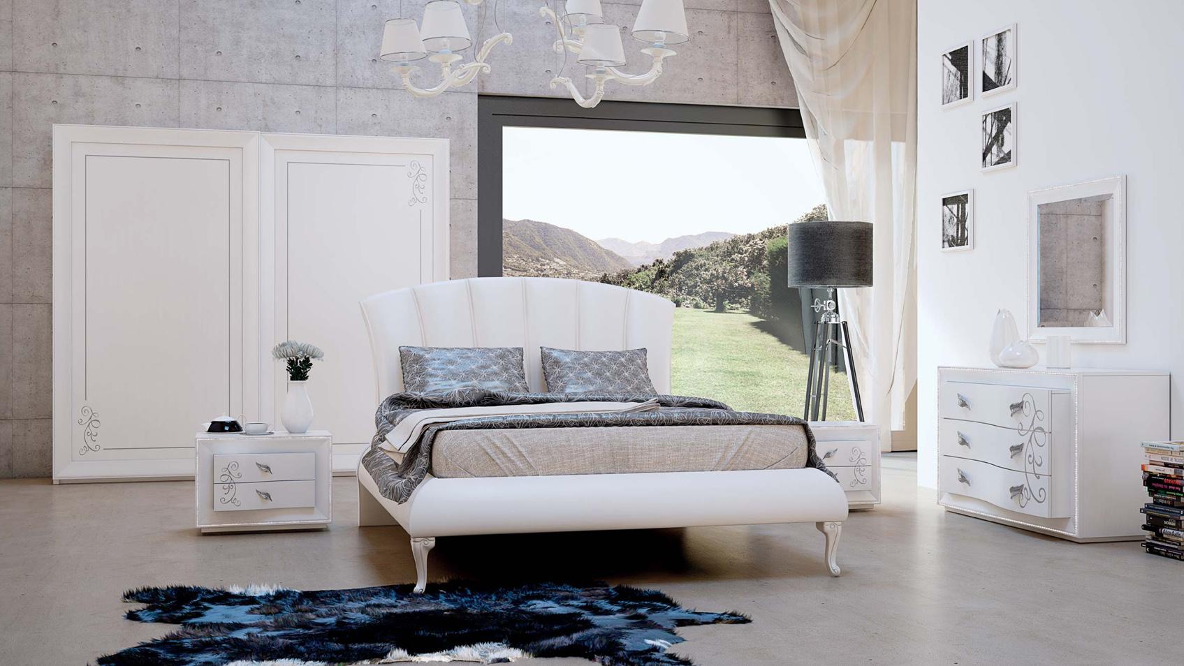 Comò Chanel – Arredo per camera da letto moderna