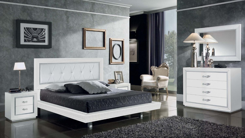 Composizione 31 Perugino - Camera da letto elegante
