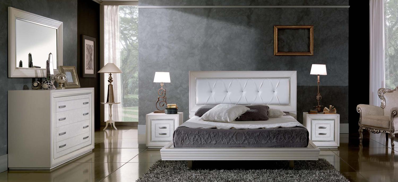Composizione 30 perugino arredo romantico camera moderna for Trittico camera da letto moderno