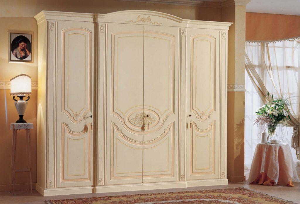 Armadio bernini armadio classico per camera da letto for Bernini arredamento