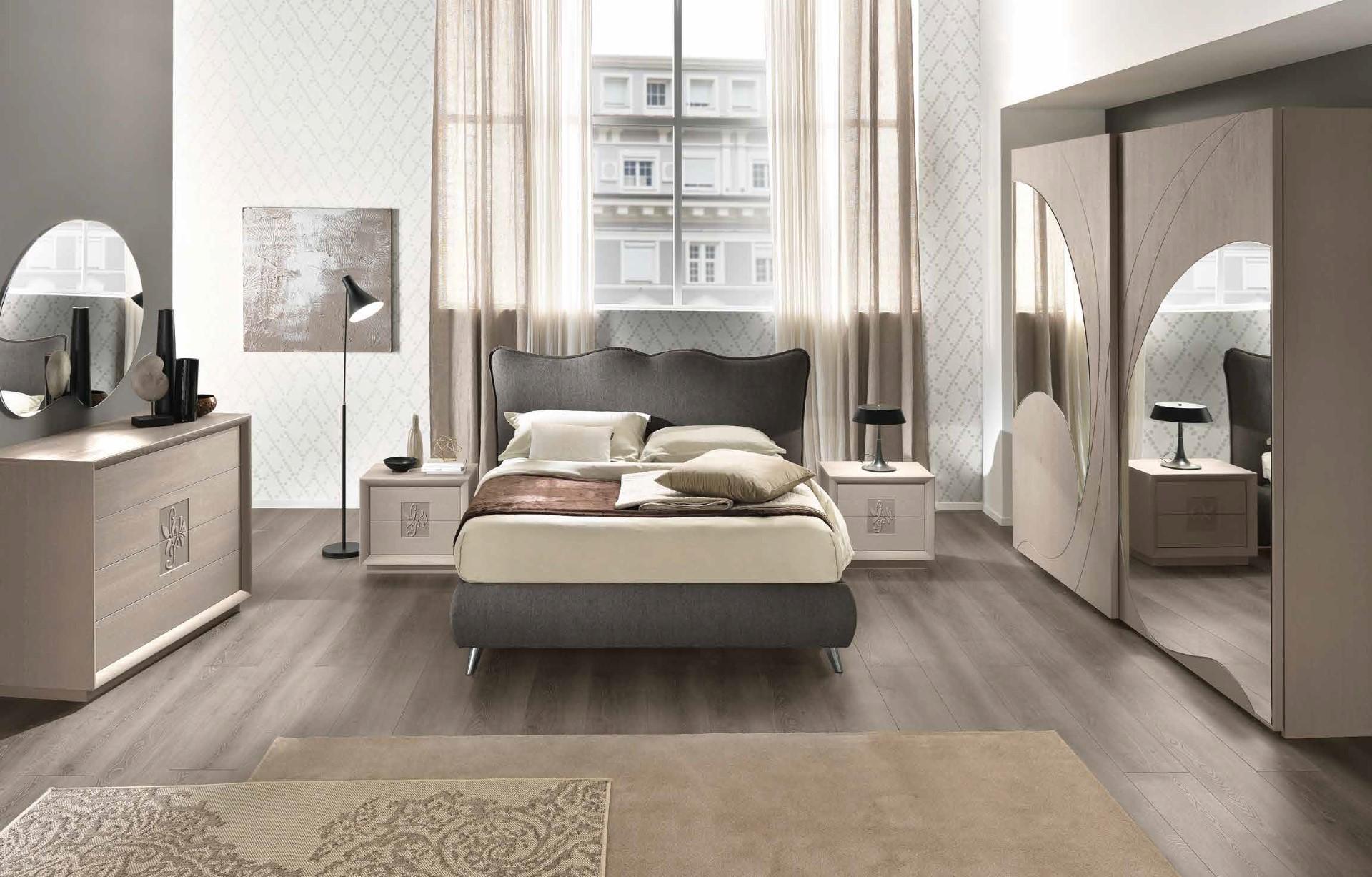 Artemide frassinogrey composizione 81 ante legno - Camera da letto frassino ...