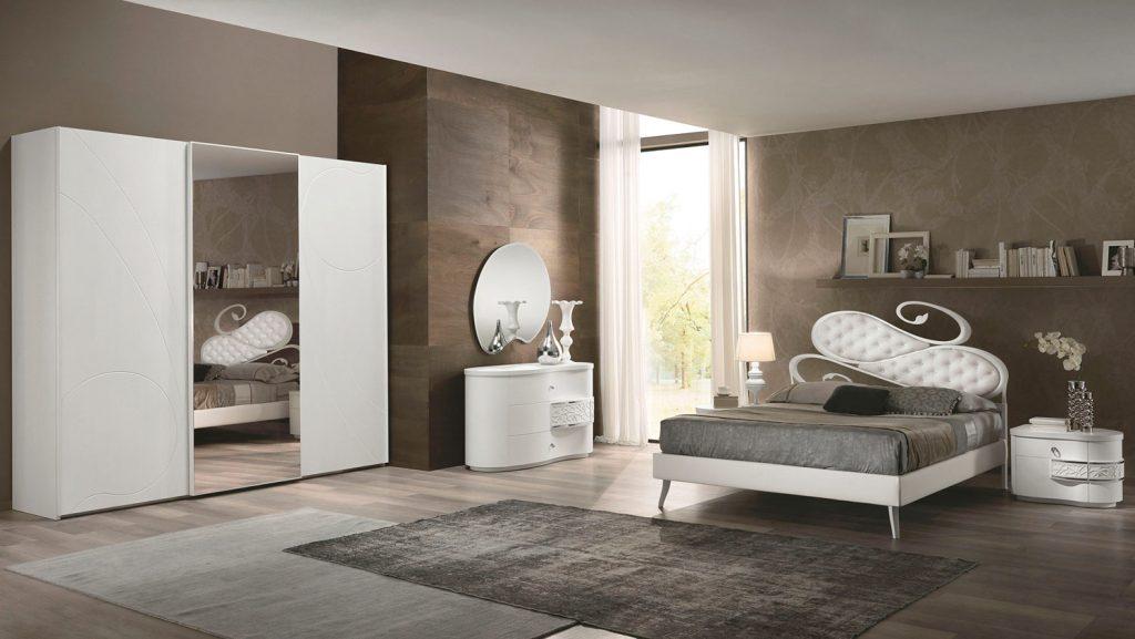 Composizione 74 nuvola camera da letto euro design for Euro design mobili