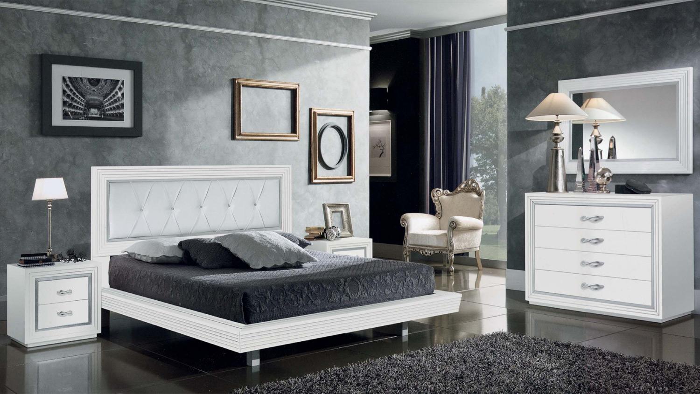 Letto perugino letto moderno per zona notte for Costruito in armadi per camera familiare