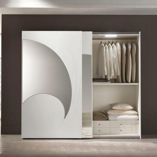 Adone Ante Specchio Armadio Euro Design