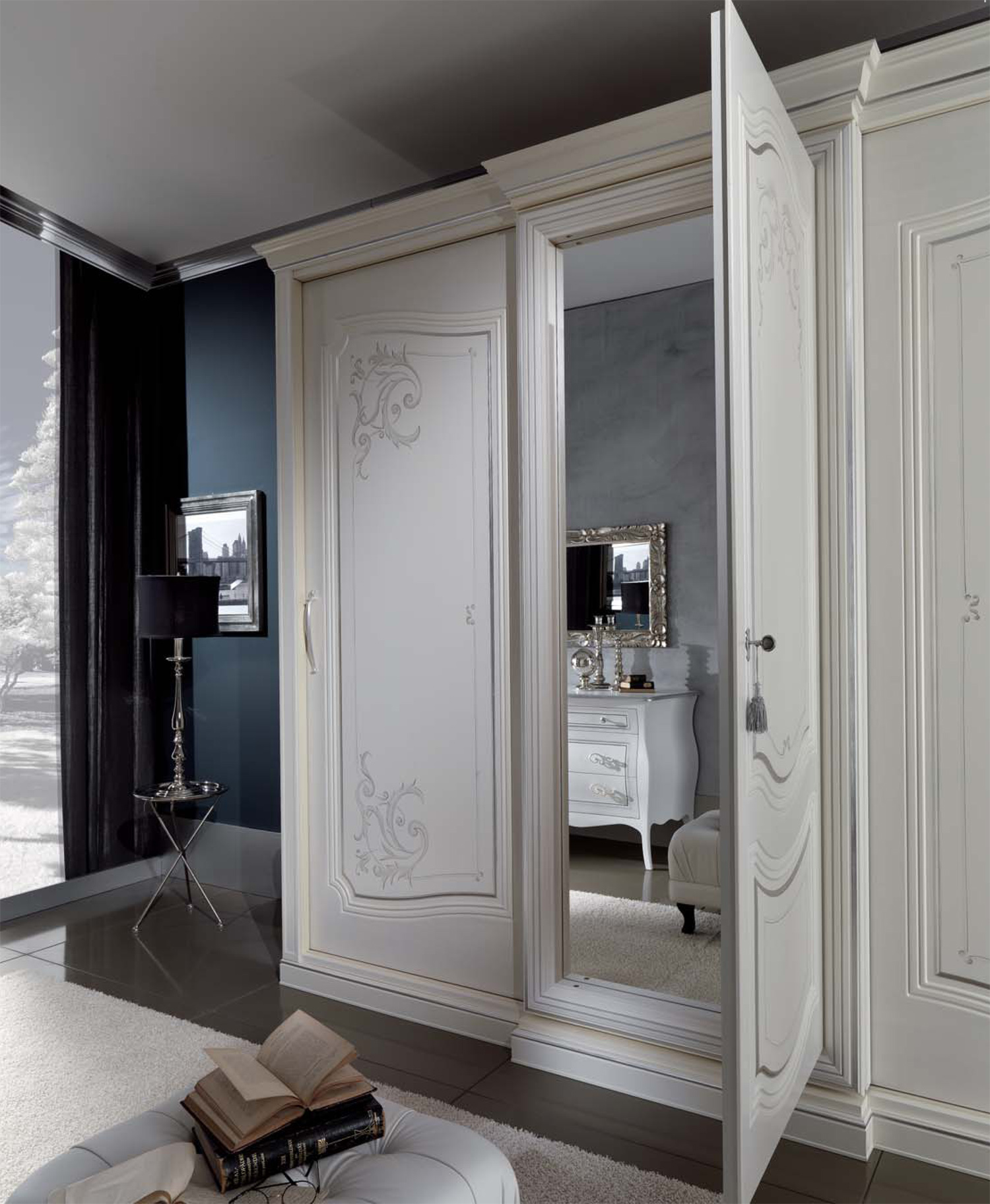 Armadio Canaletto - Arredamento elegante per la camera da ...