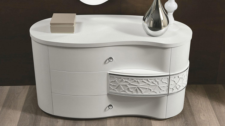 Trittici e com arreda con stile la tua camera da letto euro design - Cassettiere di design ...