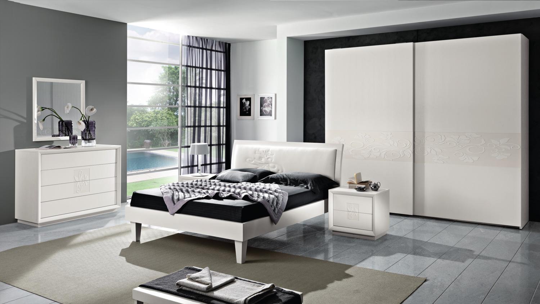 Composizione 41 artemide camera da letto di design for Camera letto design