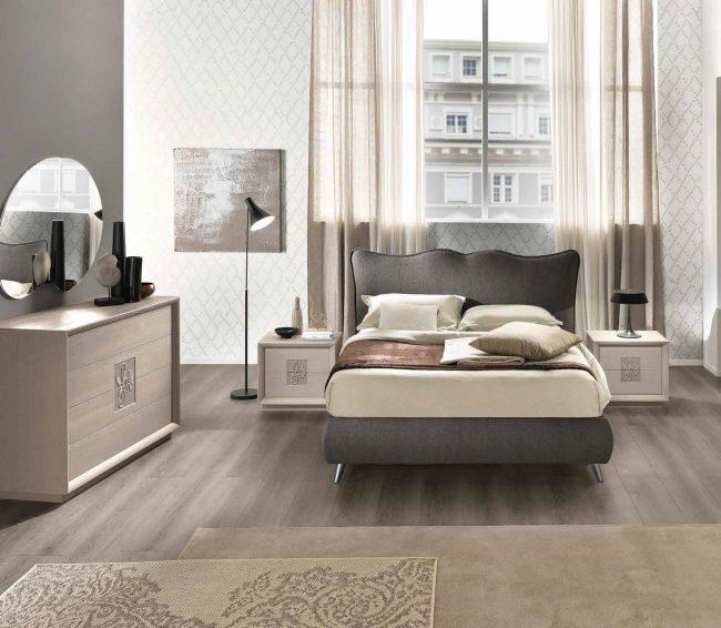 Tutte le collezioni e prodotti di arredamento per camere da letto e zona giorno euro design - Camera da letto frassino ...