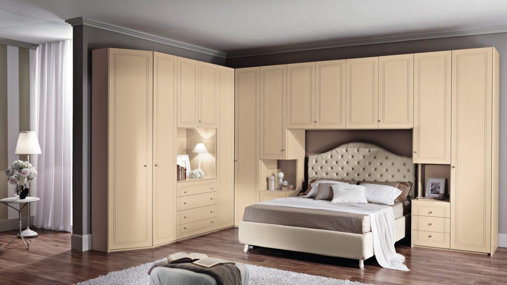 Composizione 51 componibile armadi ad angolo componibili - Camera da letto armadio a ponte ...