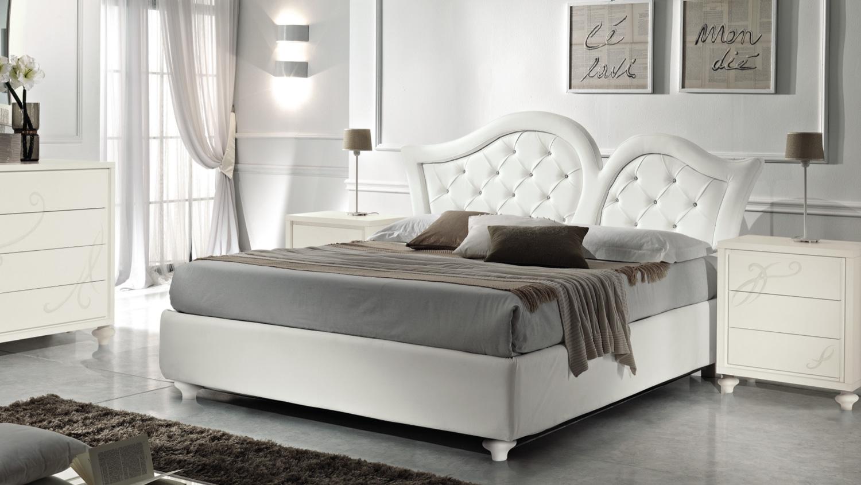 Letto king letto moderno per camera da letto di design - Letto moderno design ...