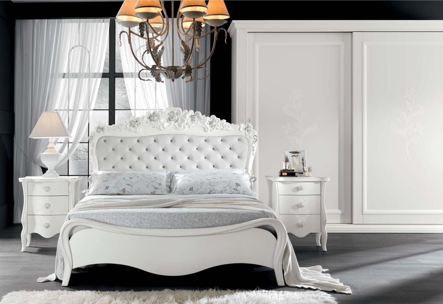 Medea letto per l arredo contemporaneo for Camere da letto stile moderno contemporaneo