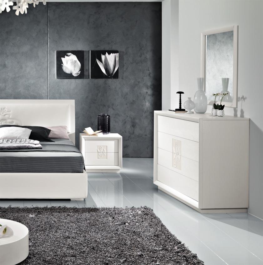 Com artemide trittico moderno per camera da letto - Camera da letto moderno ...