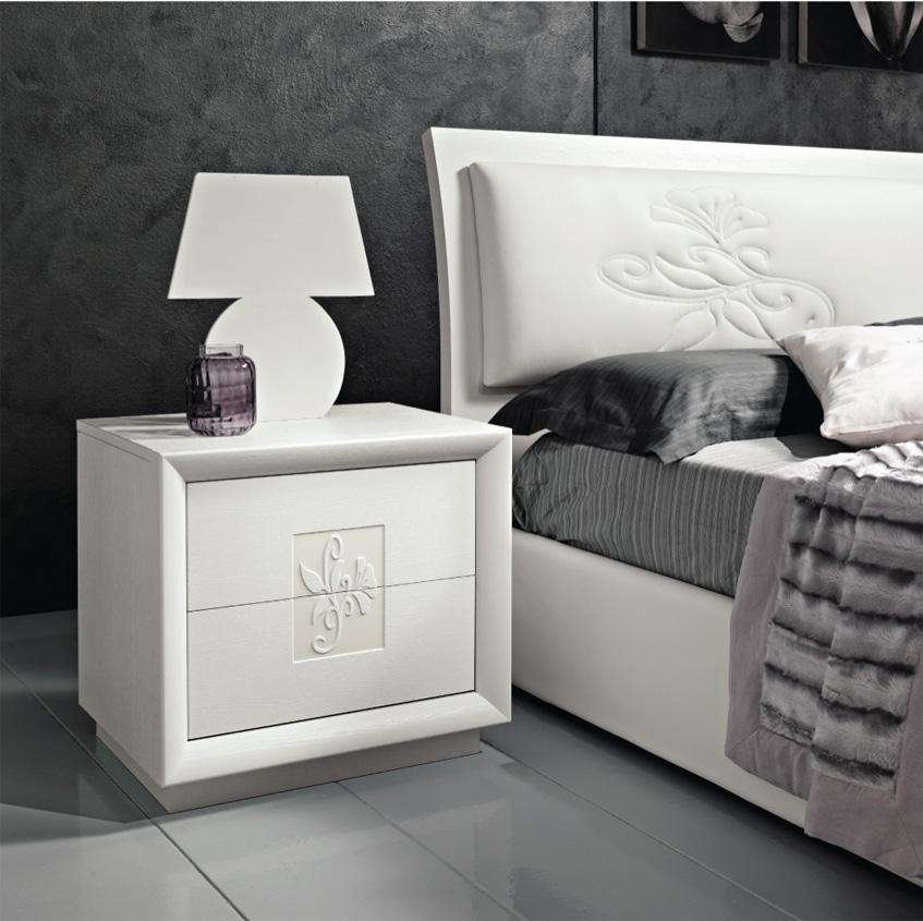 Com artemide trittico moderno per camera da letto - Camera da letto frassino ...