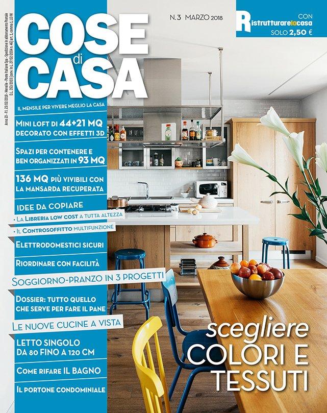 COSE DI CASA - MARZO 2018