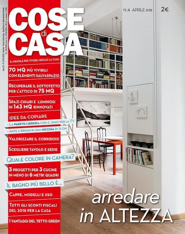 COSE DI CASA - APRILE 2018