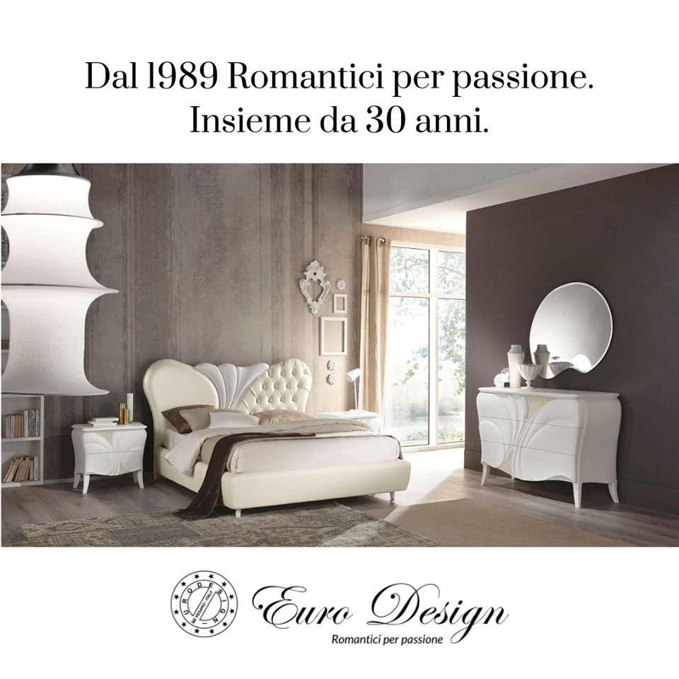 euro design camere da letto compie 30 anni