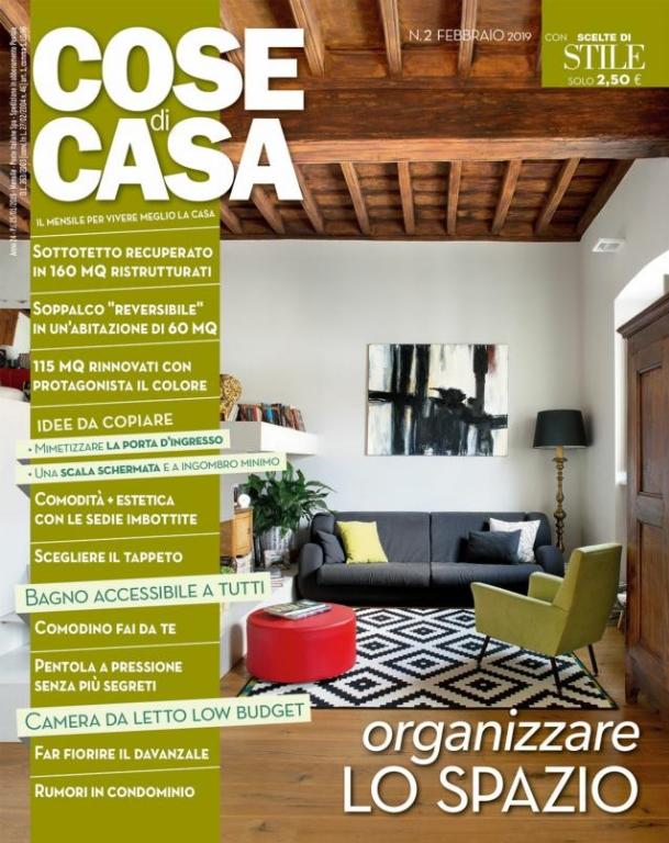COSE DI CASA - FEBBRAIO 2019