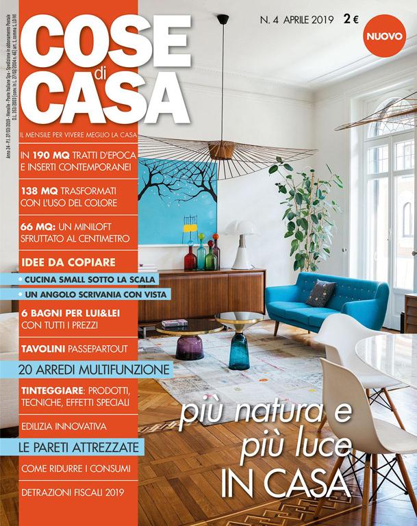 COSE DI CASA - APRILE 2019