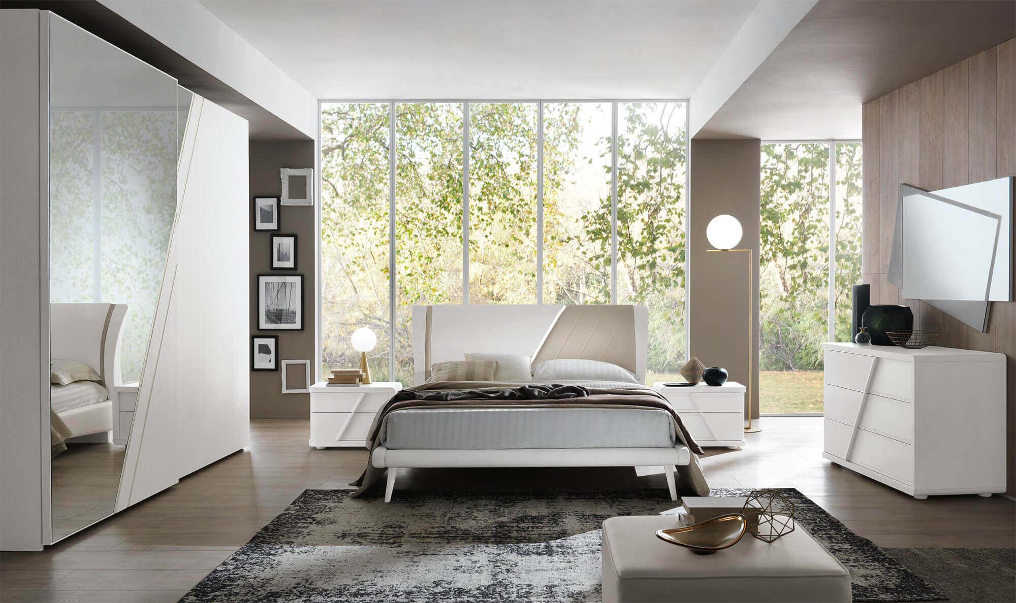 Camera Da Letto Matrimoniale Nuova.Euro Design Arredamento Camere Da Letto Moderne E Classico