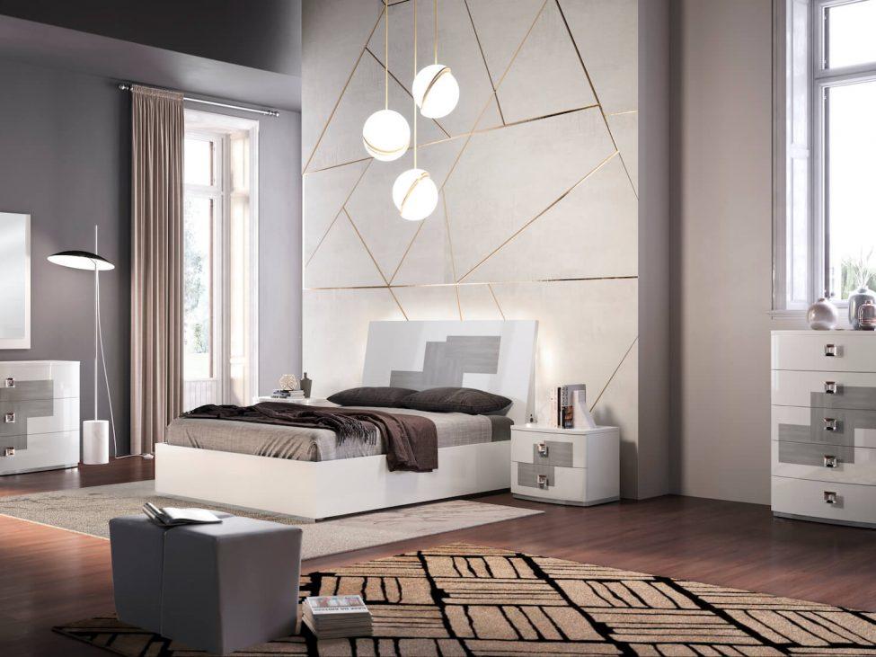 Camere Da Letto Moderne Per Arredare La Tua Zona Notte Euro Design